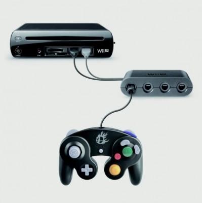 Wii U GameCube Adaptor