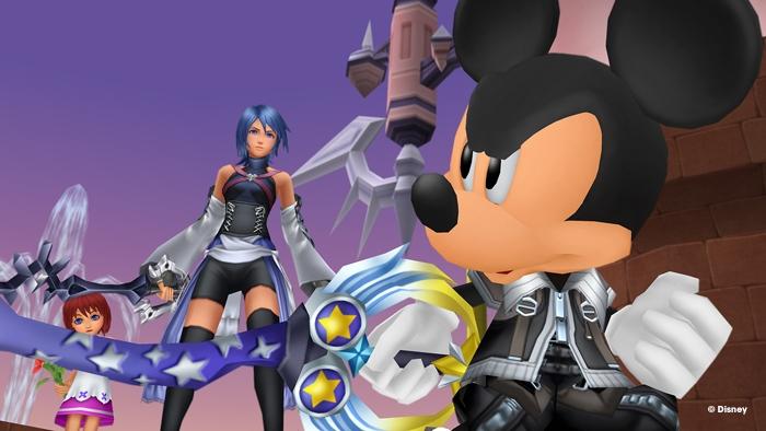 Kingdom Hearts HD 2.5 ReMIX Screenshots Released