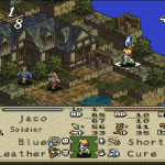 Tactics Ogre battle