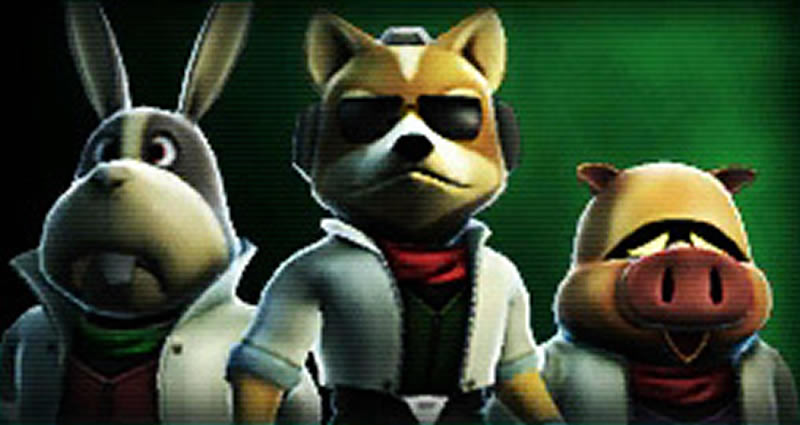Team Star Fox the First