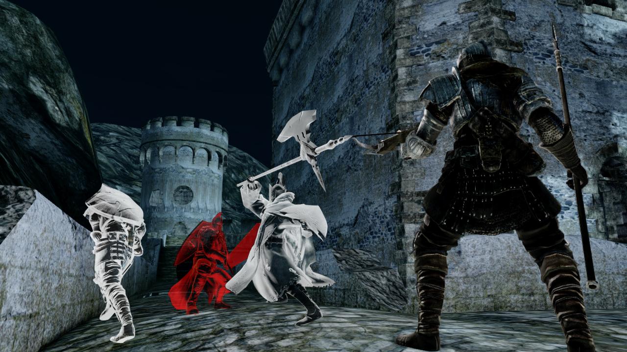 Fun Dark Souls  Builds Pvp