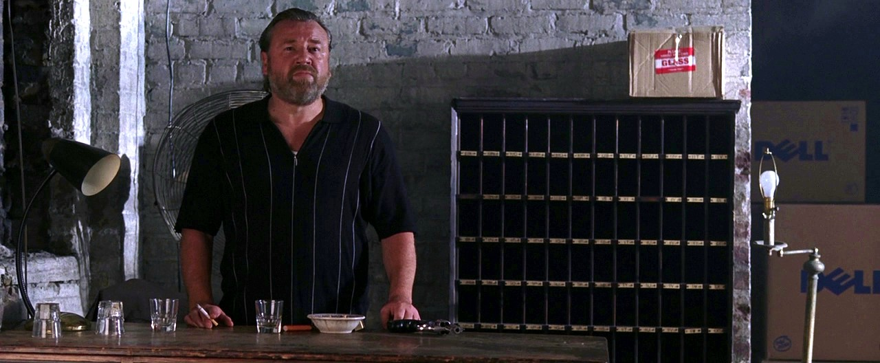 Ray Winstone in The Departed