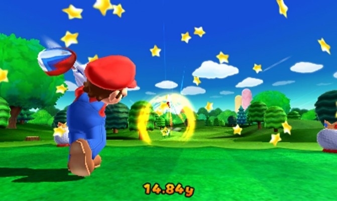mario golf 3