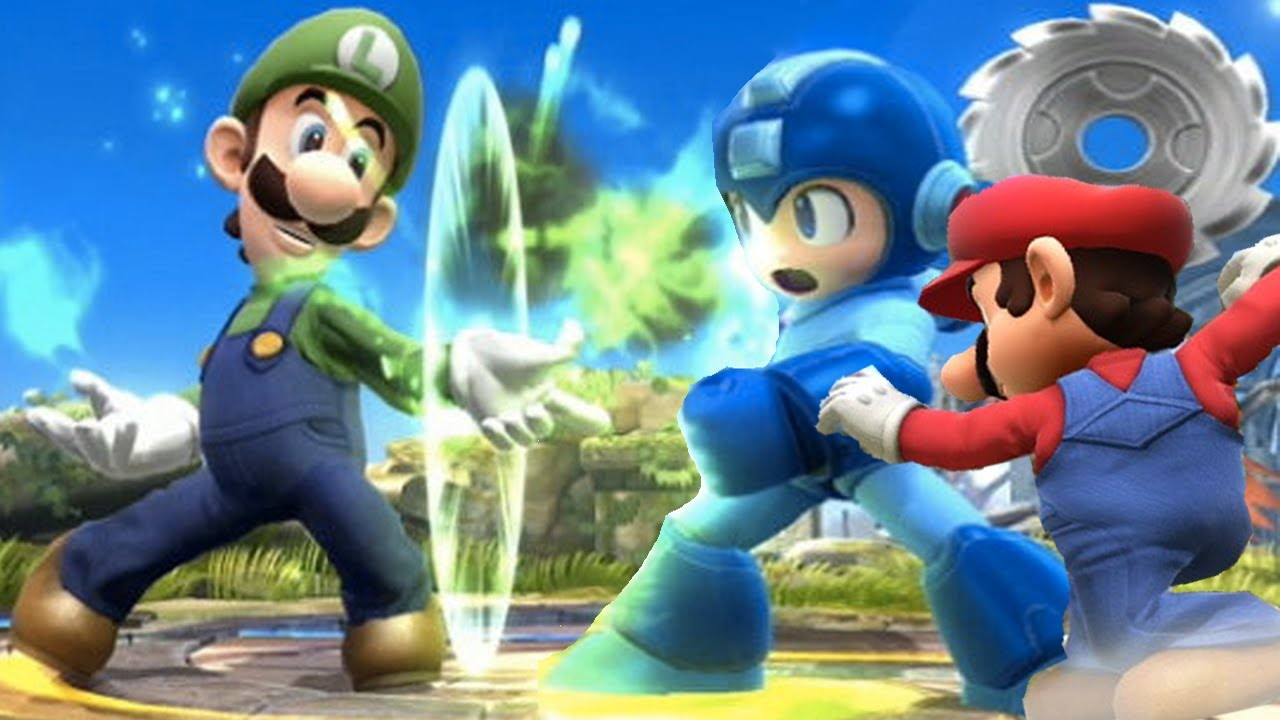 Luigi is a boss.