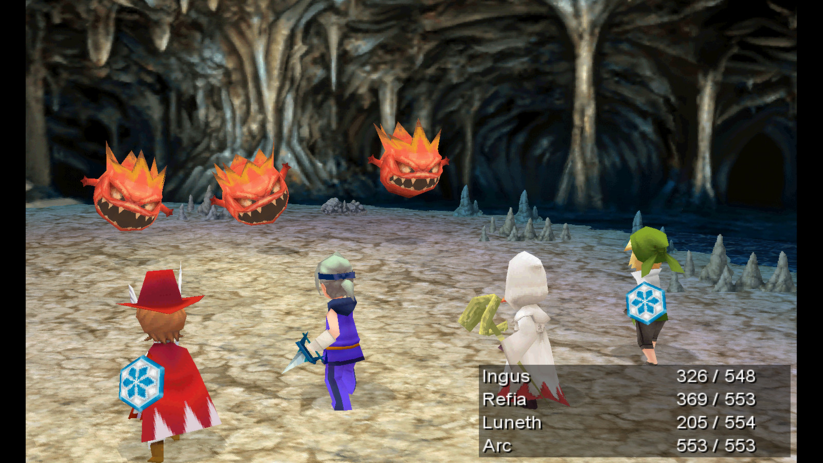 Final Fantasy III Releasing To Steam On May 27
