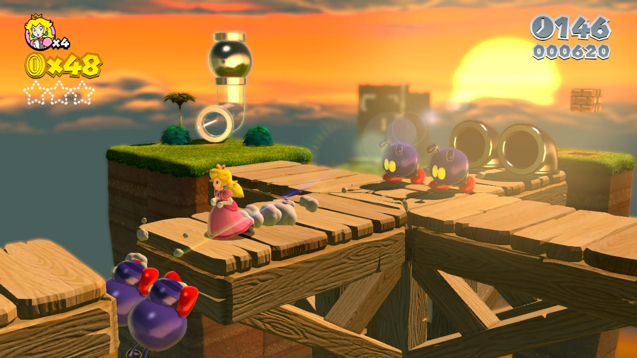 With wonderful level design and a fresh direction, 3D World brought Mario back in a big way.
