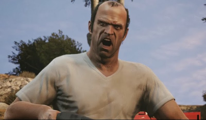 GTA V Trevor Phillips