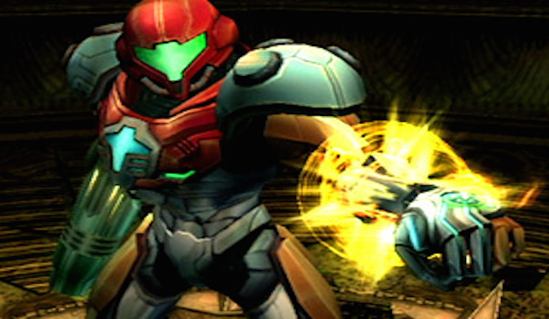 Metroid Prime 3 Dread Message