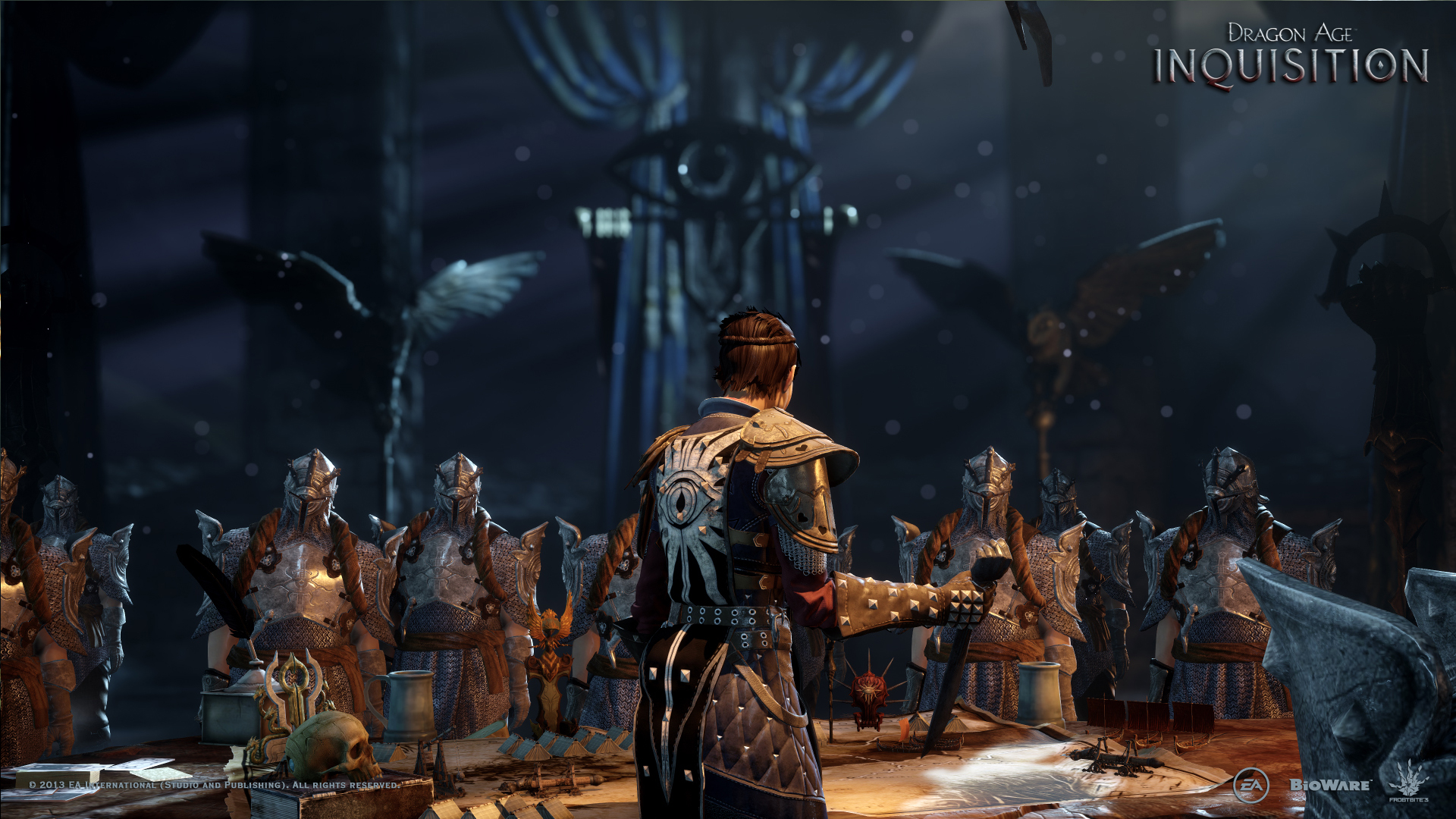 Dragon Age Inquisition Cast