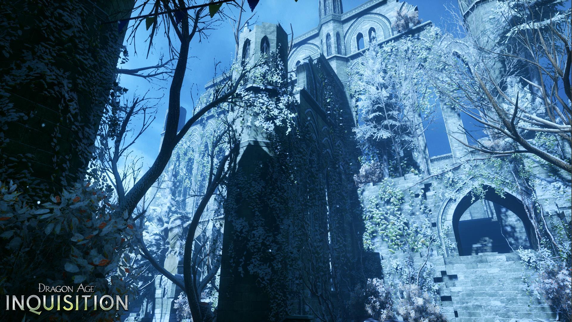 Dragon Age Inquisiton Ice