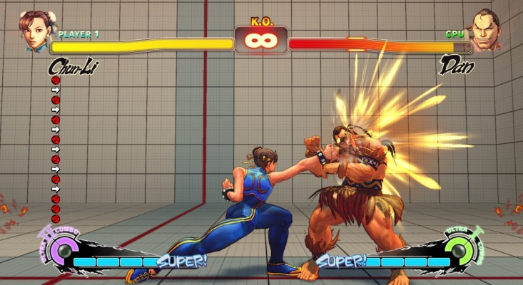 Understanding the range on your moves is an excellent first step to learning footsies. Knowing your threat ranges means you know when you can punish wiffs and opponent errors.