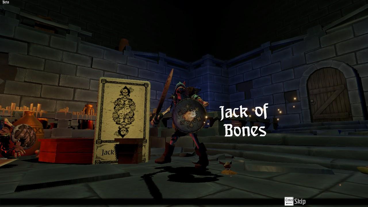 Hand of Fate Boss