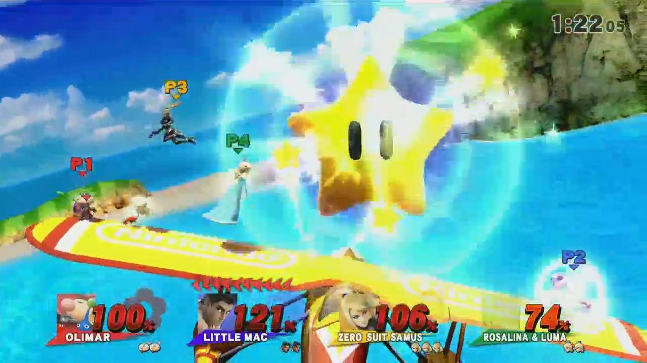 Power Star Smash