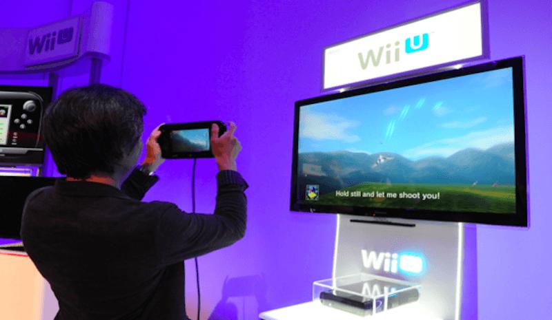 Shigeru Miyamoto Star Fox Wi U