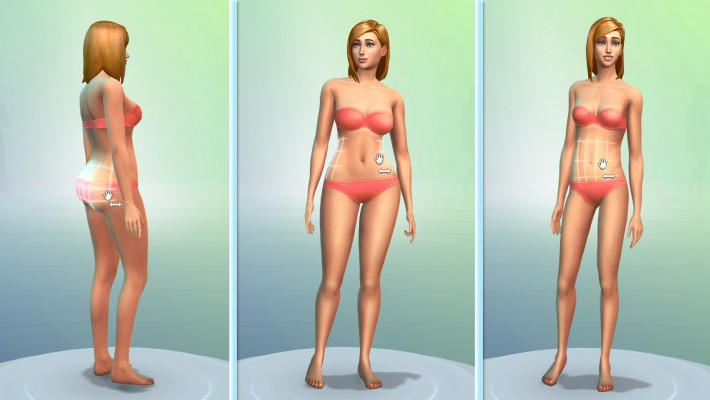 Create the Sim of your dreams! Or your nightmares...