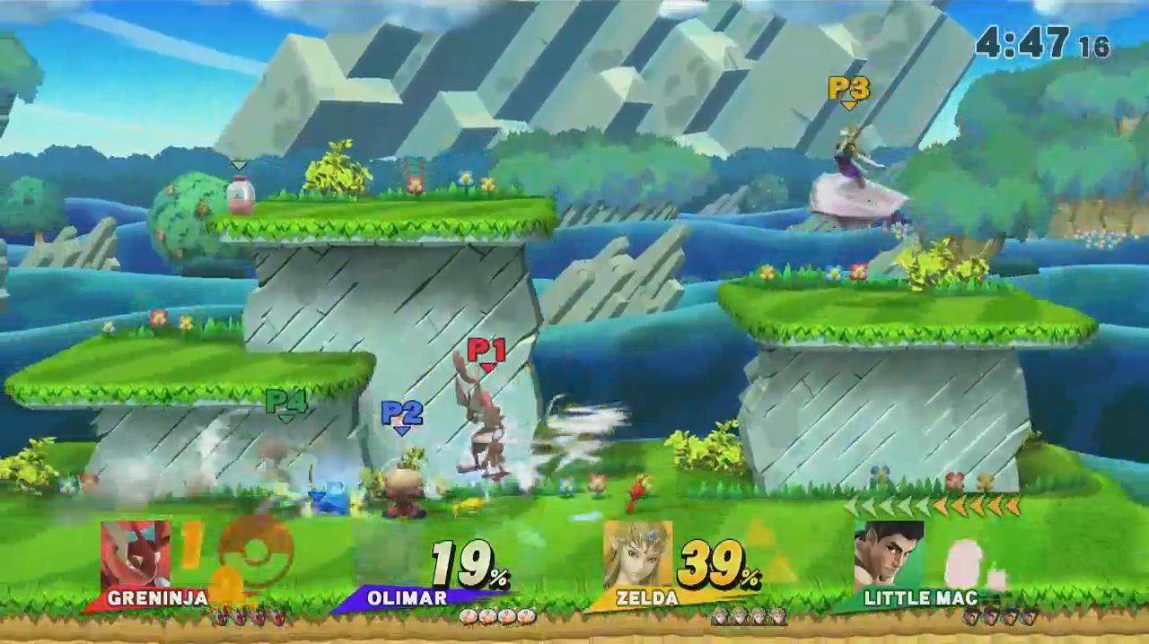 Smash QFinal 2