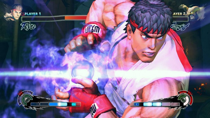 Twice the ultra is twice the fun. Unless you're Ryu and you still feel like just using your Hadouken ultra like a jerk.