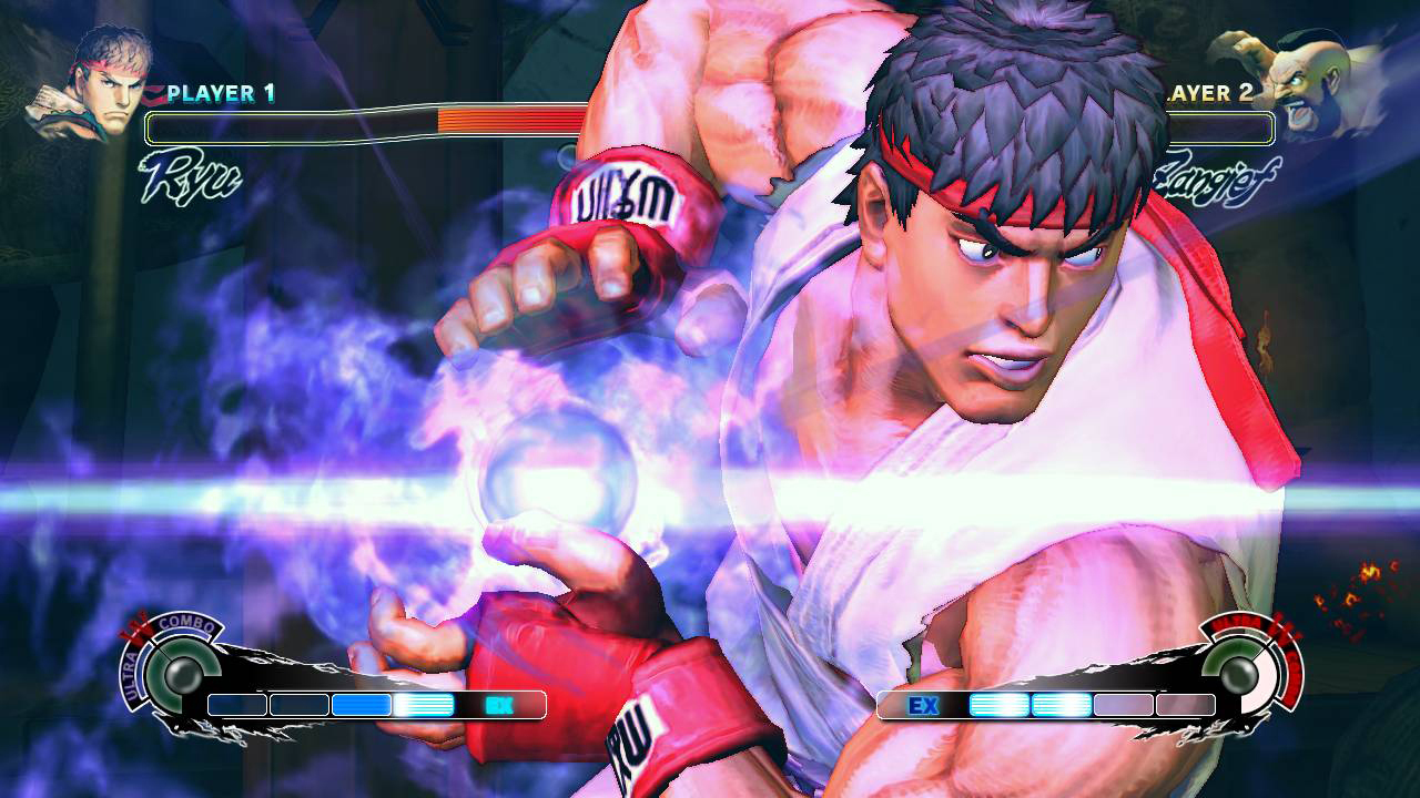 What S New With Ultra Street Fighter 4