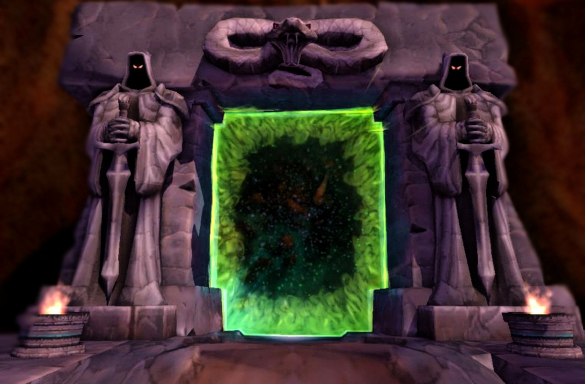 Warcraft the dark portal