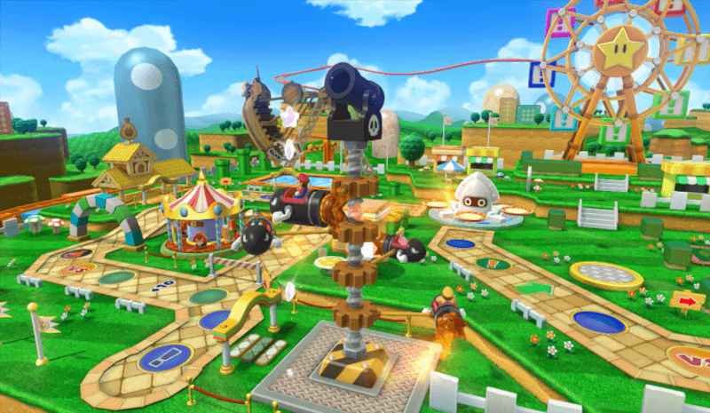 Bowser Loves to Troll You in Mario Party 10
