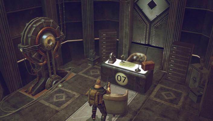 Insomnia RPG screenshot