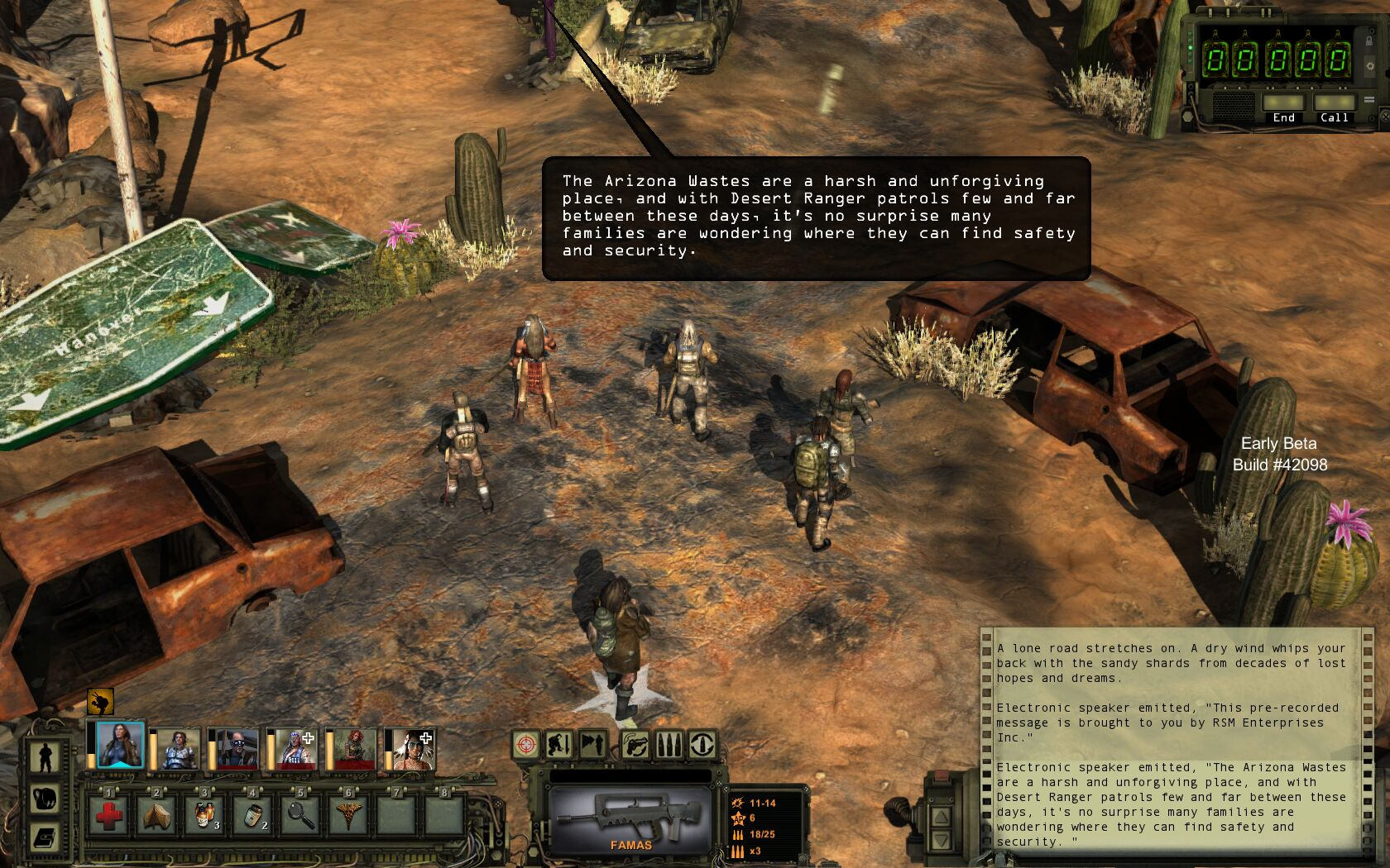 Wasteland 2 prison valley