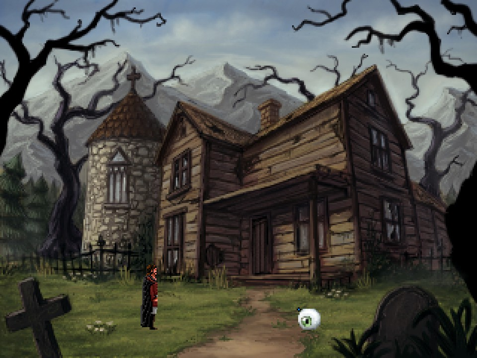 quest for infamy graveyard house