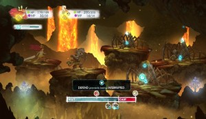 Child of Light Active Time Battle System Leviathyn