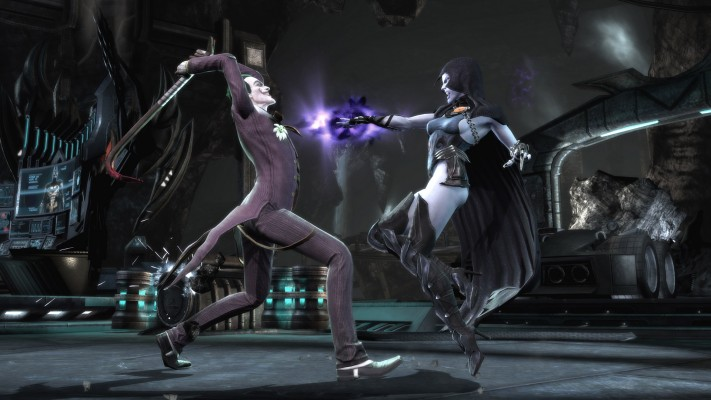 Easy controls and accessible combos made Injustice surprisingly accessible to new entrants into the genre.