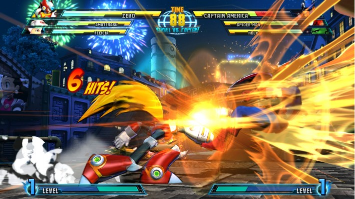 Fun combos and easy team mechanics made MvC3 a fun game for the uninitiated. Zero can go die in a fire though.