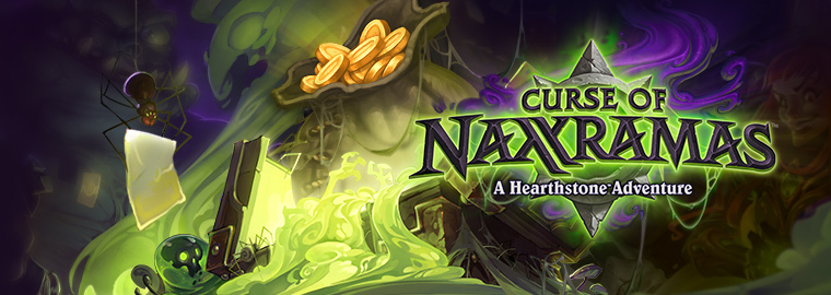 Hearthstone's Curse Of Naxxramas Expansion Coming July 22