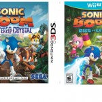 Sonic Boom Games Dated