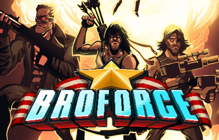 Seven Action Heroes I Want to See in Broforce