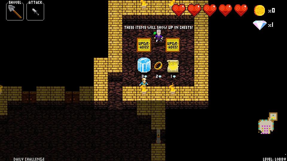 Crypt of the Necrodancer S1