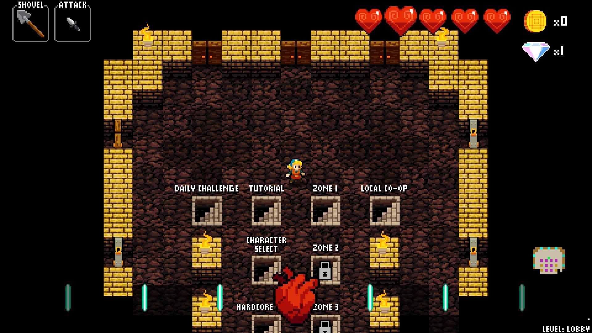 Crypt of the Necrodancer S2