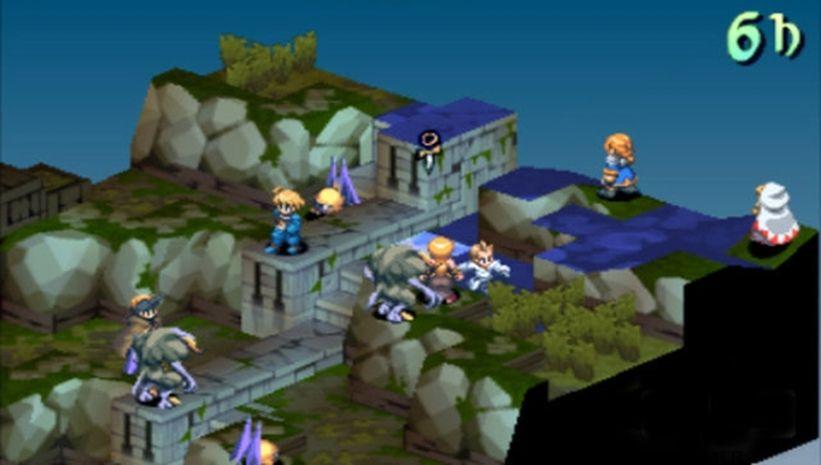 Final Fantasy Tactics battle 2
