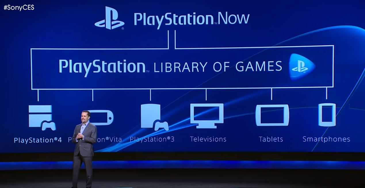 PlayStation Now: First Impressions