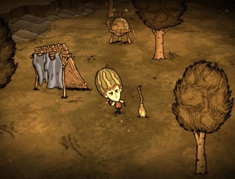 Don't Starve: Giant Edition Coming to the PS Vita Next Month