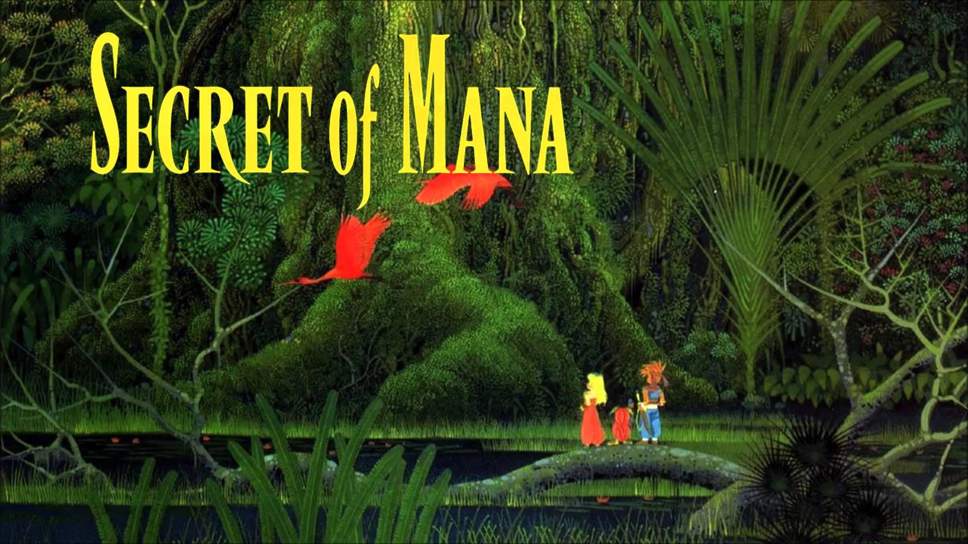 Secret of Mana Coming To Android