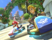 Mario Kart 8 DLC Brings Link & Cat Peach this November