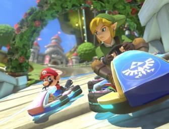 Mario Kart 8 DLC Brings Link & Cat Peach this November