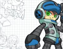 Mighty No. 9 Kickstarter Box Art and T-Shirt Designs Revealed