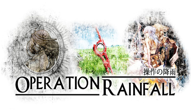 Operation Rainfall Leviathyn