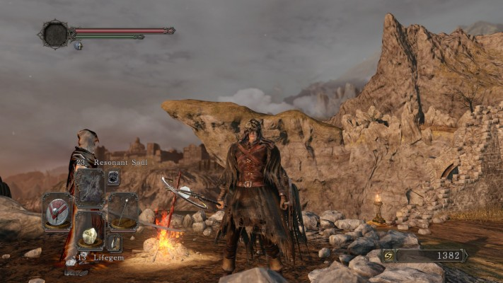 Early Game Dark Souls 2 Hexer