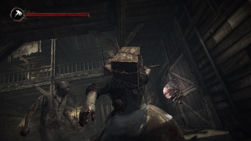 The Evil Within The Executioner Review