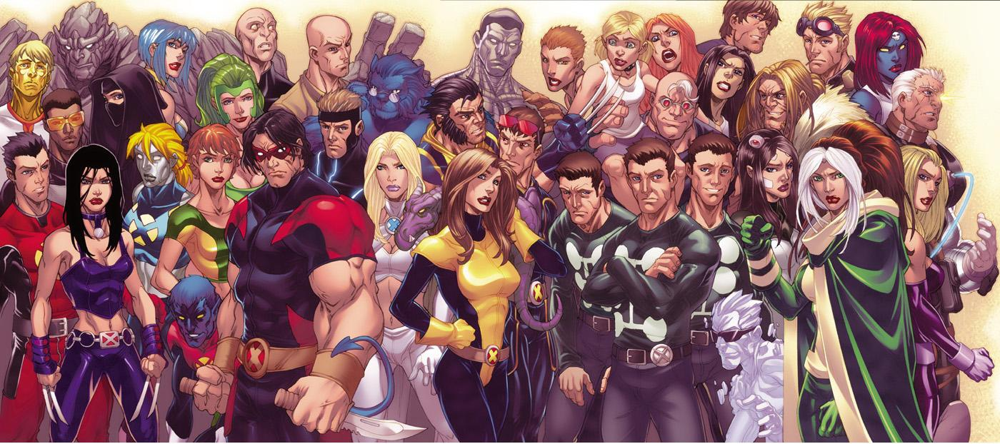 fox failing to capitalize on the x-men