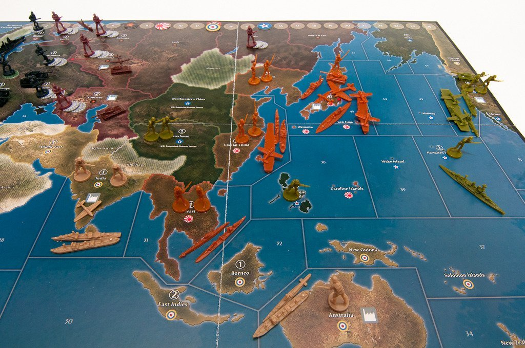 Axis & Allies D-Day - Board Games Pub | Rules and ...